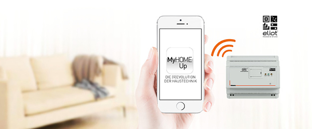 MyHOME / MyHOME_Up bei Elektro Reich KG in Groß-Umstadt